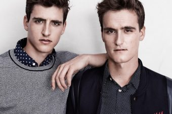 [Marketing Equestre] Nicola et Olivier Philippaerts pour H&M