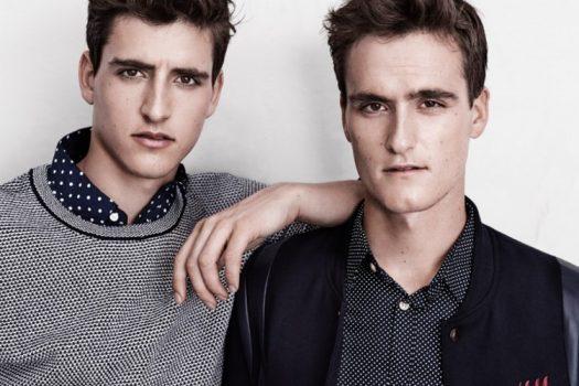 [Marketing Equestre] Nicola et Olivier Philippaerts pour H&M