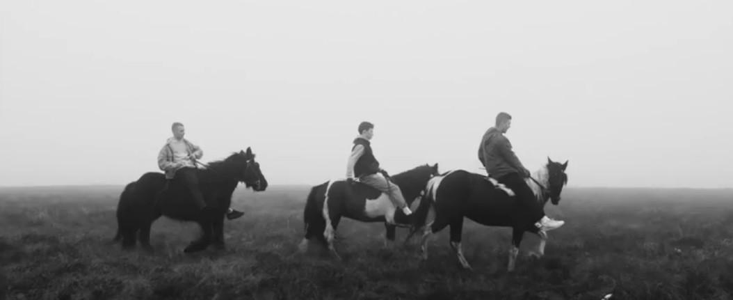 www.pegasebuzz.com | Horse music : Rone - Quitter la ville