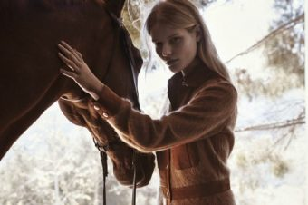 [Fashion Editorial] Riding high in horse fashion