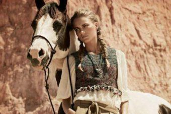 [Fashion Editorial] ELLE France et Pie, c'est tout