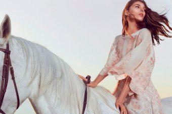 [Fashion Ad] Le cheval blanc de BCBG Max Azria