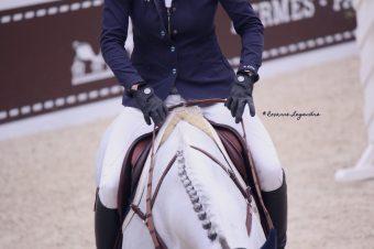[Saut Hermès 2015] Roxanne Legendre : In Champions' Hands