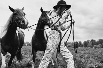 [Fashion Editorial] Andreas Ortner : from Equistyle to Harper's Bazaar