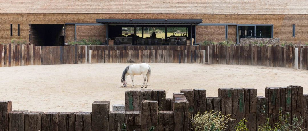 [Dream Barn] Mexico : Equestrian Centre in Valle de Bravo