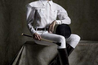 [Fashion Editorial] Des accessoires à l'equestrian style