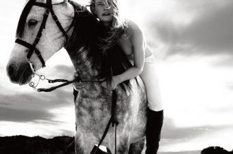 [Fashion Editorial] Milou Groenewoud, cavalière d'Amica
