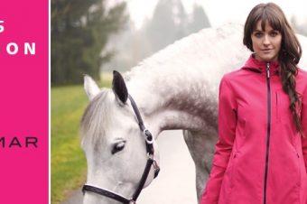 [Equestrian Fashion] Noel Asmar Equestrian, spring-summer 2015