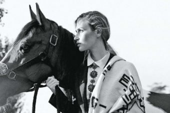 [Fashion Editorial] Le western d'Andoni and Arantxa
