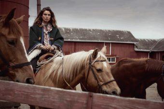 [Fashion Editorial] Vogue Spain toujours à l'Ouest