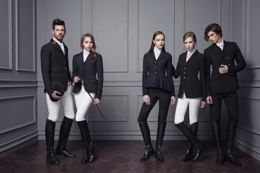 [Equestrian Fashion] Michael and Kenzie 1911, the contemporary equestrian design