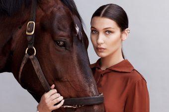 [Editorial] Bella Hadid : prêt-à-rider ?