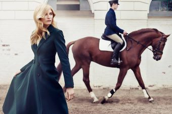 [Fashion Editorial] Equistyle : haute-cavalerie