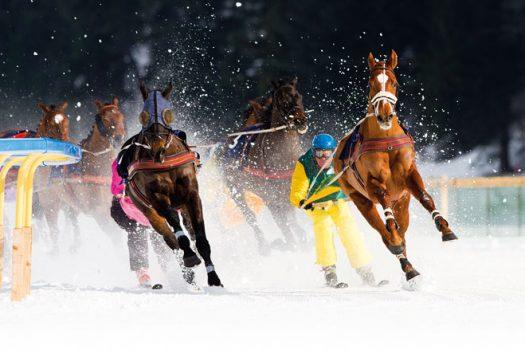 [Advertising] Canon : le ski joëring au service de la photographie