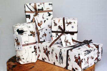 [Equestrian Lifestyle] Emballer ses cadeaux avec Emily Cole