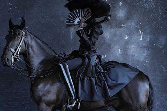[Fashion Editorial] Tim Walker : rebel riders