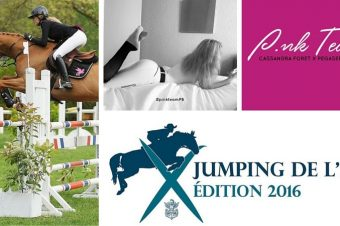[Cassandra Foret] Ep1 : Jumping de l'X à Palaiseau