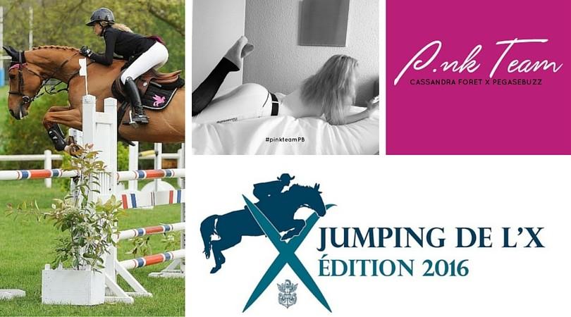 www.pegasebuzz.com | Cassandra Foret au Jumping de l'X, Palaiseau