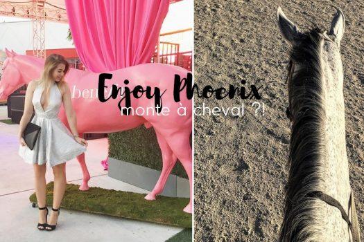 [PEOPLE] Enjoy Pheonix : à cheval sur la plage à l'île Maurice