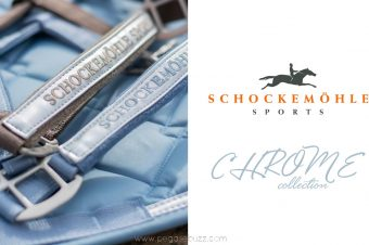 [Equestrian Fashion] La collection Chrome de Schockemöhle Sports