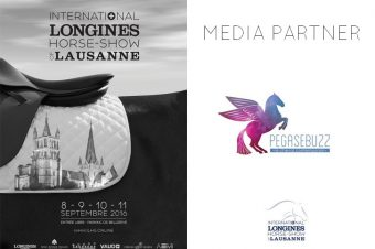 [MEDIA PARTNER] PegaseBuzz x International Longines Horse Show of Lausanne