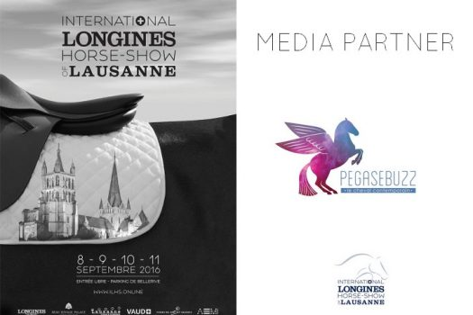 [MEDIA PARTNER] PegaseBuzz x International Longines Horse Show of Lausanne