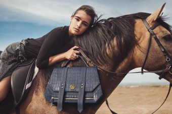 [Fashion] Le cheval sable de Ballen Pellettiere