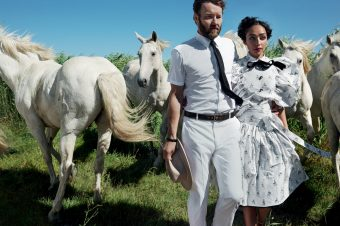 [Editorial] Vogue présente Loving