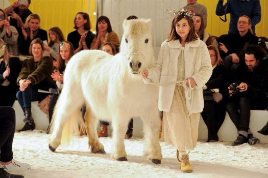 [Fashion] Le poney blanc de Bonpoint