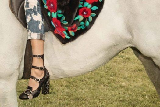 [Fashion Ad] La licorne du Gucci Garden
