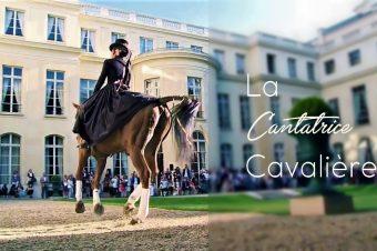 [Culture] La Cantatrice Cavalière, un opéra équestre en plein air