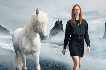 [Fashion Ad Campaign] Eral North : la chevauchée islandaise