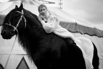 [Fashion Editorial] Equistyle : Circus