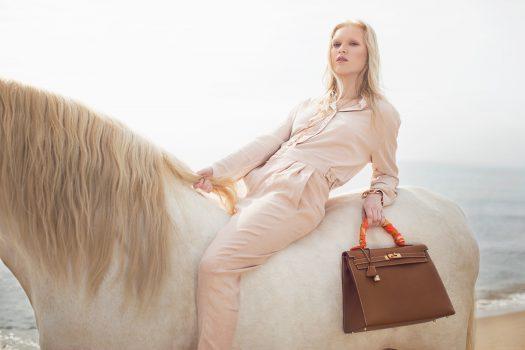 [Fashion Editorial] La crème de la crème pour ELLE Romania
