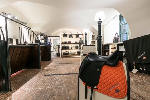 [Marketing] La boutique autrichienne de Maybach Saddlery