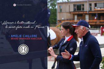 [Business] Itw : Amélie Caillère, responsable de marque chez Harcour