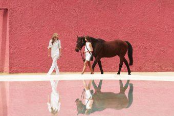 [Ad Campaign] Michael Kors au San Cristóbal Ranch
