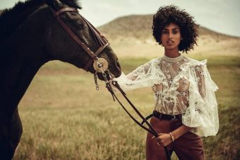 [Fashion Editorial] Le rêve américain de Vogue Spain