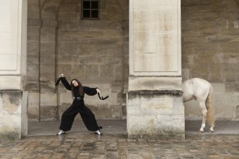 [Fashion Editorial] Quand Charlotte Abramow honore Versailles