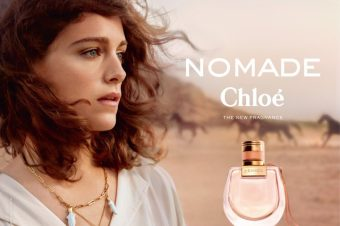 [Ad Campaign] Chloé : l'eau de parfum Nomade
