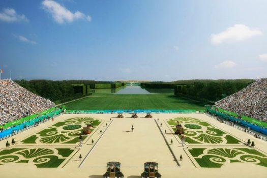 [Sport] Paris 2024 confirme Versailles pour l'équitation, la réponse de Lamotte-Beuvron