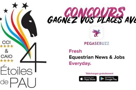 [Concours] Gagnez vos places pour le 4 Etoiles de Pau 2018 !