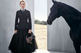 [Fashion Ad] Le cheval noir de Dior Cruise