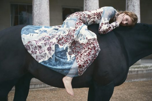 [Fashion Editorial] Le cheval Hermès de Richard Phibbs