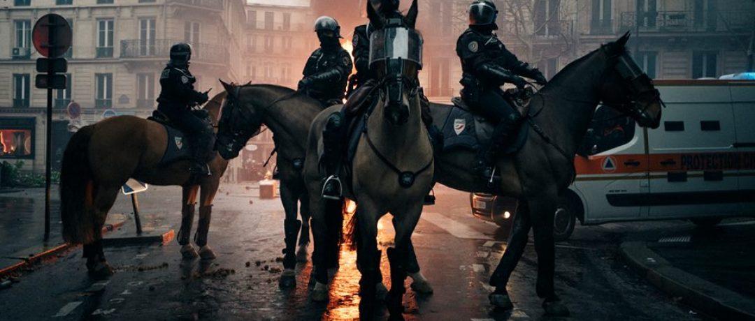 [Photojournalism] Mathias Zwick : Les cavaliers de l'apocalypse