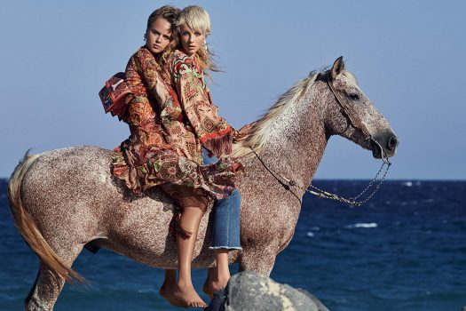 [Ad Campaign] Etro, spring-summer 2019
