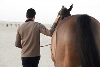 [Equestrian Fashion] Cavalleria Toscana Men, SS 2019