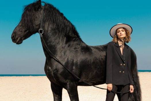 [Fashion] Le cheval noir de VETO, spring-summer 2019