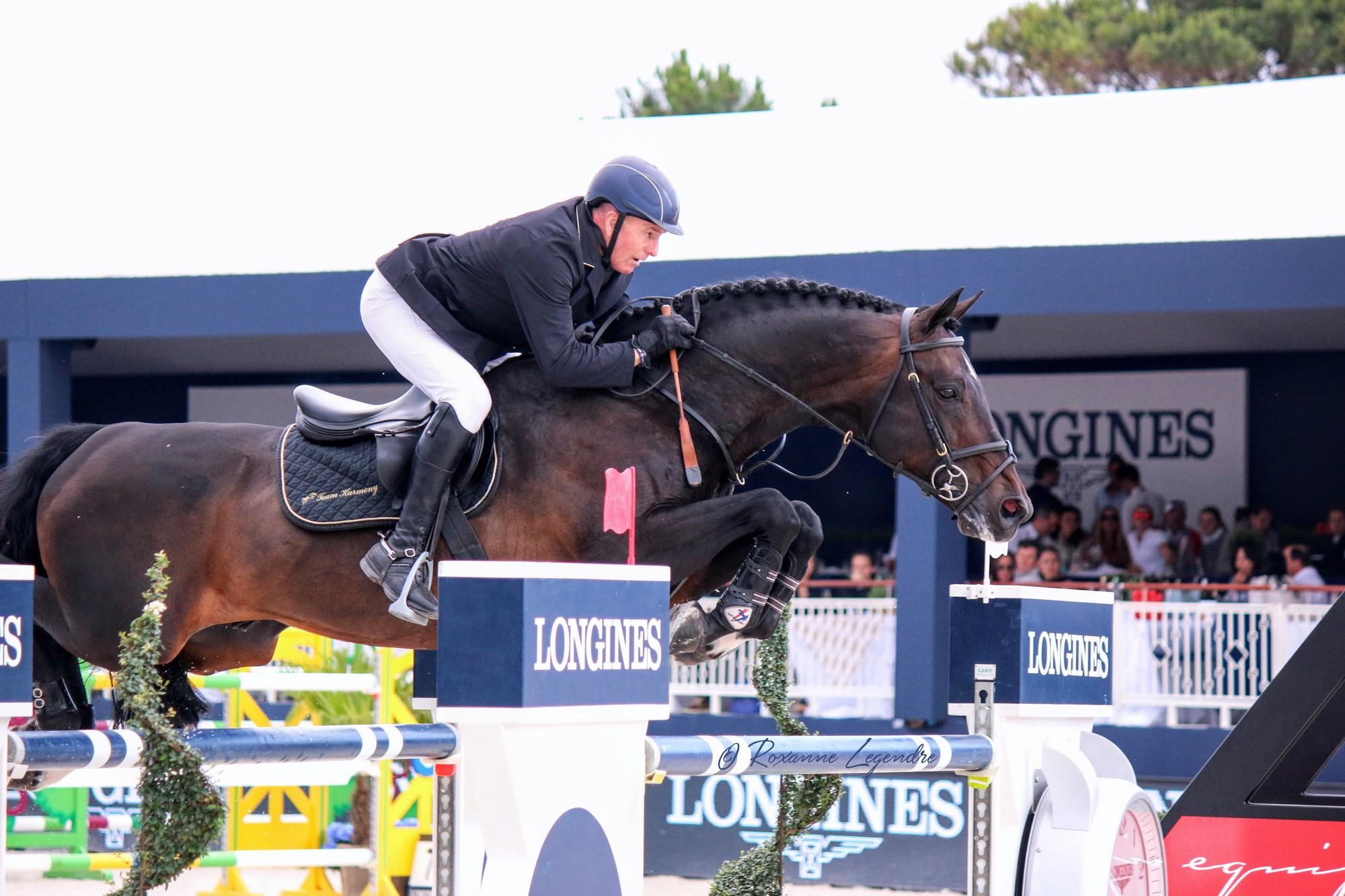 www.pegasebuzz.com | Athina Onassis Horse Show 2016 - LGCT Saint-Tropez - William Whitaker.