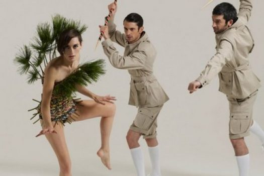 Le safari hippique de Yelle